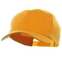 Ball Cap - Gold Gold Crown Plastic Child Crown