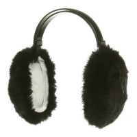 Warmer - Black Thermal Insulated Ear Muff