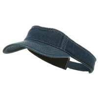 Visor - Denim Visor | Free Shipping | e4Hats.com