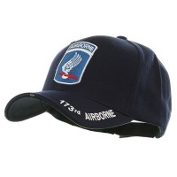 Embroidered Cap - Military Cap | Free Shipping | e4Hats.com
