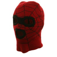 Face Mask - Red Super Hero Spiderman Ski Mask