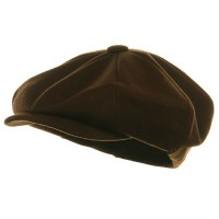 Newsboy - Melton Wool Applejack Cap | Free Shipping | e4Hats.com