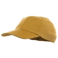 Ball Cap - Mango Youth Pigment Dyed Washed Cap