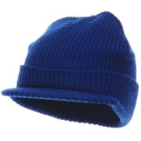 Beanie Visored - G.I.Jeep Cap with Visor | Free Shipping | e4Hats.com