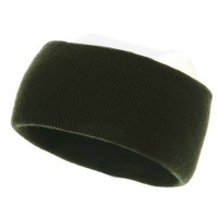 Band - Olive Acrylic Headband