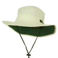 Outdoor - Ivory UPF 50+ Explorer Outdoor Hats