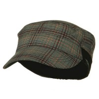 Cadet - Red Fashion Plain Lining Cap