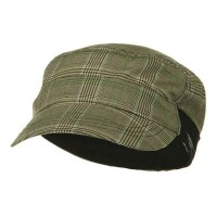 Cadet - Brown Fashion Plain Lining Cap