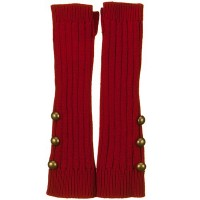 Band - Red Fingerless H, Warmer