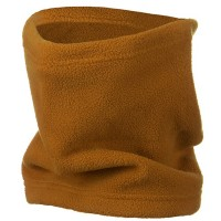 Warmer - Khaki 2 in 1 Neck Warmer with String