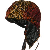 Wrap - Paisley Series Head Wrap | Free Shipping | e4Hats.com