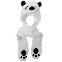 Costume - Panda ML Animal Mittens Costume Hat