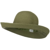 Outdoor - Sage UPF 50+ Cotton Kettle Brim Hat