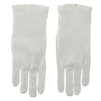 Glove - White Adult Glove