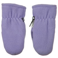 Glove - Lavender Toddler Fleece Mitten Glove