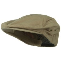 Ivy - Khaki Oversize Washed Canvas Ivy