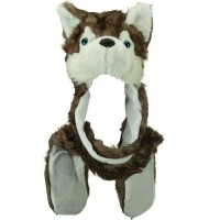 Costume - SW Long Flap Mitten Animal Hat | Free Shipping | e4Hats.com