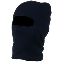 Face Mask - Navy Cool Max Polyester Face Mask