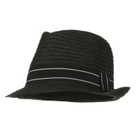 Fedora - Open Weave Men's Fedora | Free Shipping | e4Hats.com