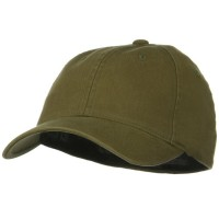 Ball Cap - Light Lodem Flexfit Garment Cotton Cap