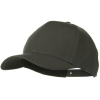 Ball Cap - Charcoal Wool Blend Prostyle Snapback Cap