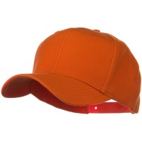 Ball Cap - Orange Wool Blend Prostyle Snapback Cap