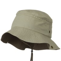 Outdoor - Khaki Brown UV 50+ Sun Protection Bucket Hat
