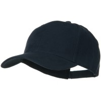 Ball Cap - Navy Brushed Bull Denim Cap