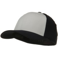 Ball Cap - Navy Flexfit Performance Cap | Free Shipping | e4Hats.com