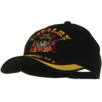 Embroidered Cap - US Army Two Tone Cotton Cap   Free Shipping   e4Hats.com