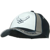 Embroidered Cap - US Air Force Cotton Cap | Free Shipping | e4Hats.com