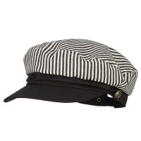 Newsboy - Unisex Striped Greek Sailor Hat | Free Shipping | e4Hats.com