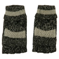 Glove - Men's Acrylic Fingerless Gloves | Free Shipping | e4Hats.com