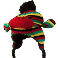 Costume - RGY Kids Knit Hat Animal Charactor