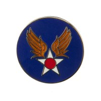 Pin , Badge - Air Force Division Cloisonne Pins | Free Shipping | e4Hats.com