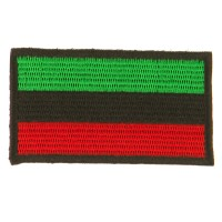 Patch - Flag GBR Assorted Rasta Patch