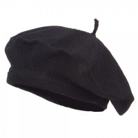 Beret - Traditional Ladies Knit Beret