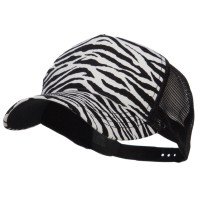 Ball Cap - Animal Print Fashion Trucker Cap | Free Shipping | e4Hats.com