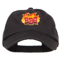 Embroidered Cap - BBQ Cooking Patched Cap