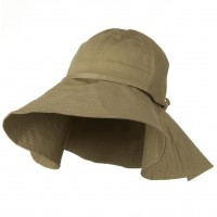 Bucket - Big Cotton Wide Floppy Brim Hat | Free Shipping | e4Hats.com