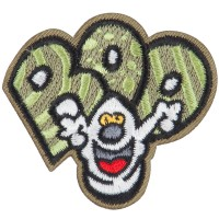 Patch - Boo Ghost Patch | Free Shipping | e4Hats.com