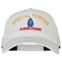 Embroidered Cap - Airborne Special Forces Design Cap