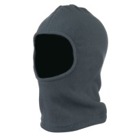 Face Mask - Grey Boy's Single Layer Fleece Mask