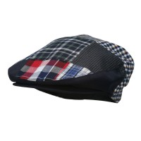 Ivy - Boy's Patchwork Ivy Cap | Free Shipping | e4Hats.com
