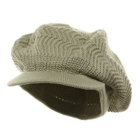 Sage Green Rasta Plain Hat (ny 6): Rasta Hat
