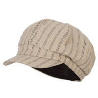 Newsboy - Classic Herringbone Newsboy Hat | Free Shipping | e4Hats.com