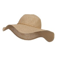 Dressy - Floppy Hat with Coconut Band | Free Shipping | e4Hats.com