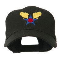 Embroidered Cap - Army Air Corps Embroidered Cap | Free Shipping | e4Hats.com
