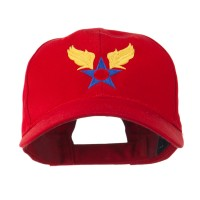 Embroidered Cap - Red Army Air Corps Embroidered Cap