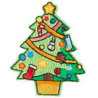 Patch - Christmas Tree Patch